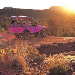 Photo Of Pink Jeep Tours   Sedona, AZ, United States. Pink Jeep Tours