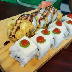 Photo Of Sushi Rolls Roseburg Or United States
