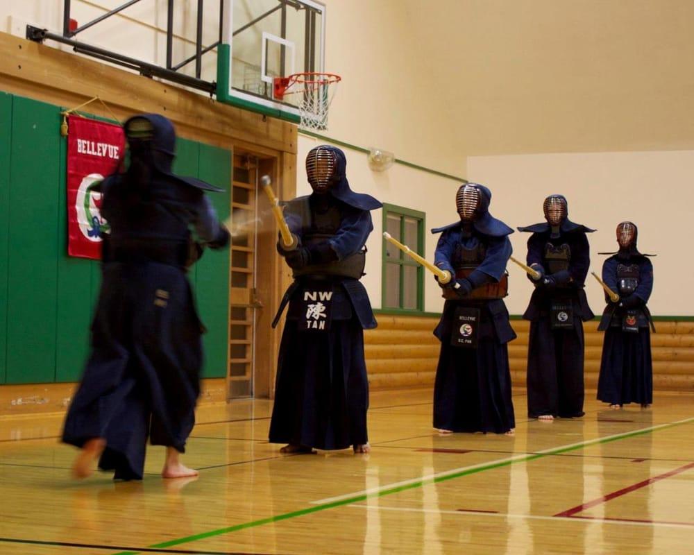 Bellevue Kendo Club: 14224 Bel-Red Rd, Bellevue, WA