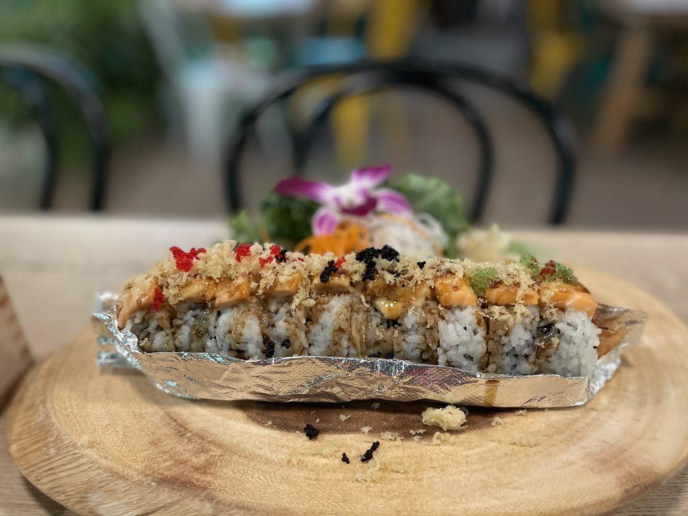 Happy Fish Sushi: 15933 Pines Blvd, Pembroke Pines, FL