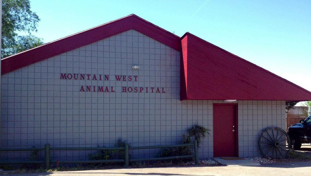 Mountain West Animal Hospital: 410 S 450th W, Springville, UT
