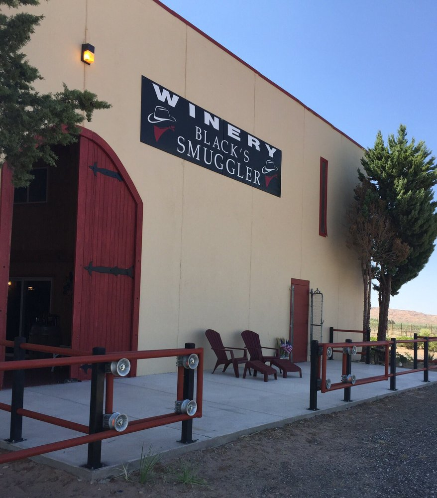 Black's Smuggler Winery: 25 Winery Rd, Bosque, NM