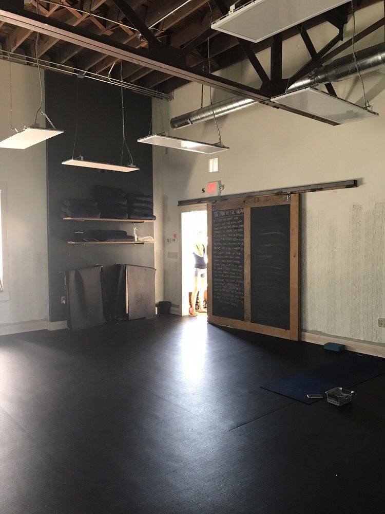 Social Spots from Common Ground Crossfit & Yoga