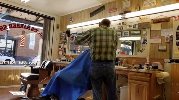 Bruces Barber Shop 355 E Main St Hillsboro Or Barbers Mapquest