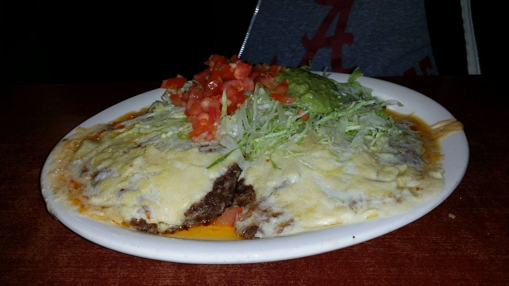 Food from Zapopan Mexican Restaurant