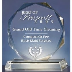 Grand old time house cleaning pulizia della casa 507 for House cleaning prescott az