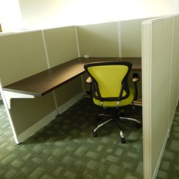 Photo Of JB Office Furniture   Deerfield Beach, FL, United States. Haworth  Cubicle