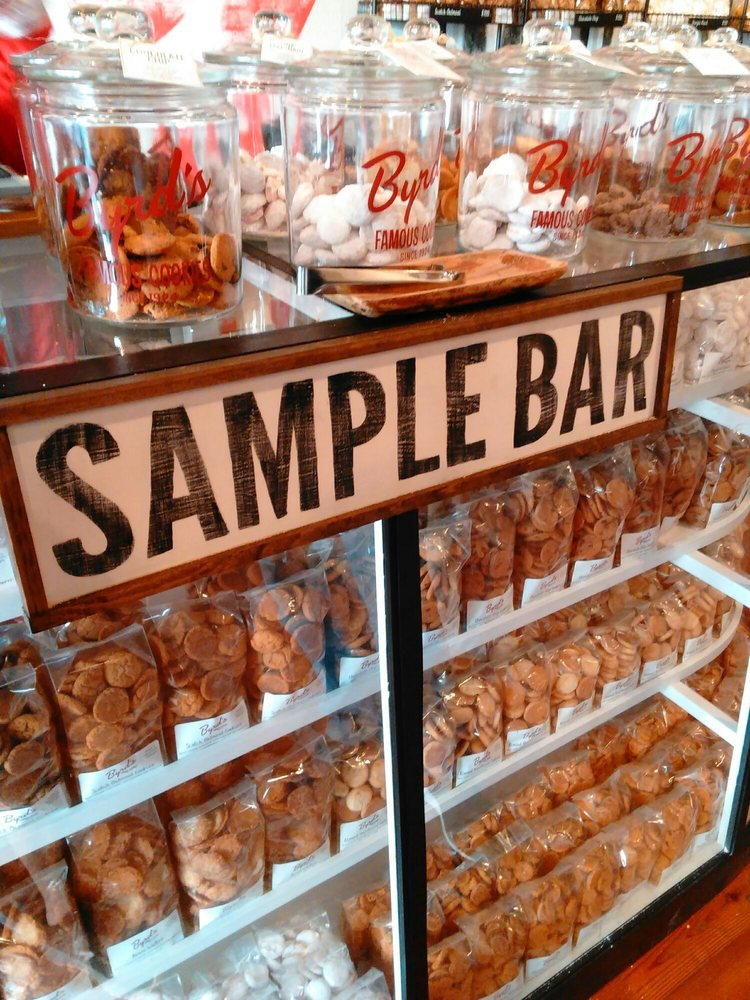 Byrd's Famous Cookies - Market