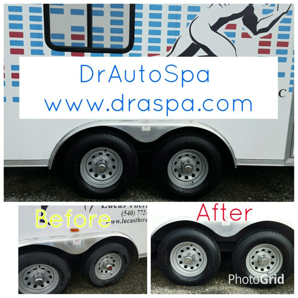 Dr Auto Spa Custom Detail & Ceramic Coatings: 8314 Cloverdale Rd, Troutville, VA