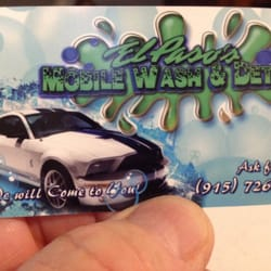 Car Wash In Northeast El Paso