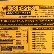 Wings Express Order Food Online 31 Photos 60 Reviews