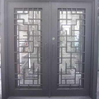 Precise Iron Doors - 213 Photos u0026 34 Reviews - Door Sales/Installation - 12331 Foothill Blvd Lake View Terrace Sylmar CA - Phone Number - Yelp & Precise Iron Doors - 213 Photos u0026 34 Reviews - Door Sales ... pezcame.com