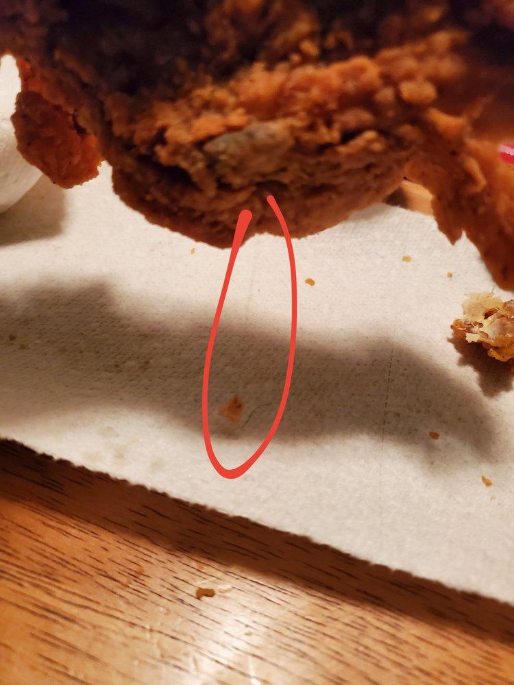 Krispy Krunchy Chicken: 850 Golden Dr, Blandon, PA