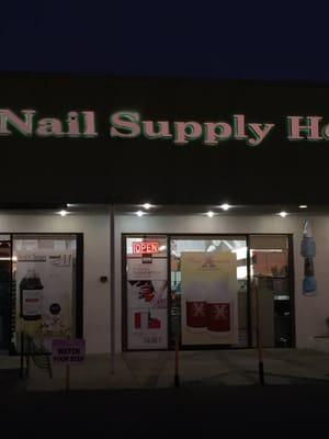 Nail Supply House 517 E Valley Blvd San Gabriel, CA Beauty Salons ...