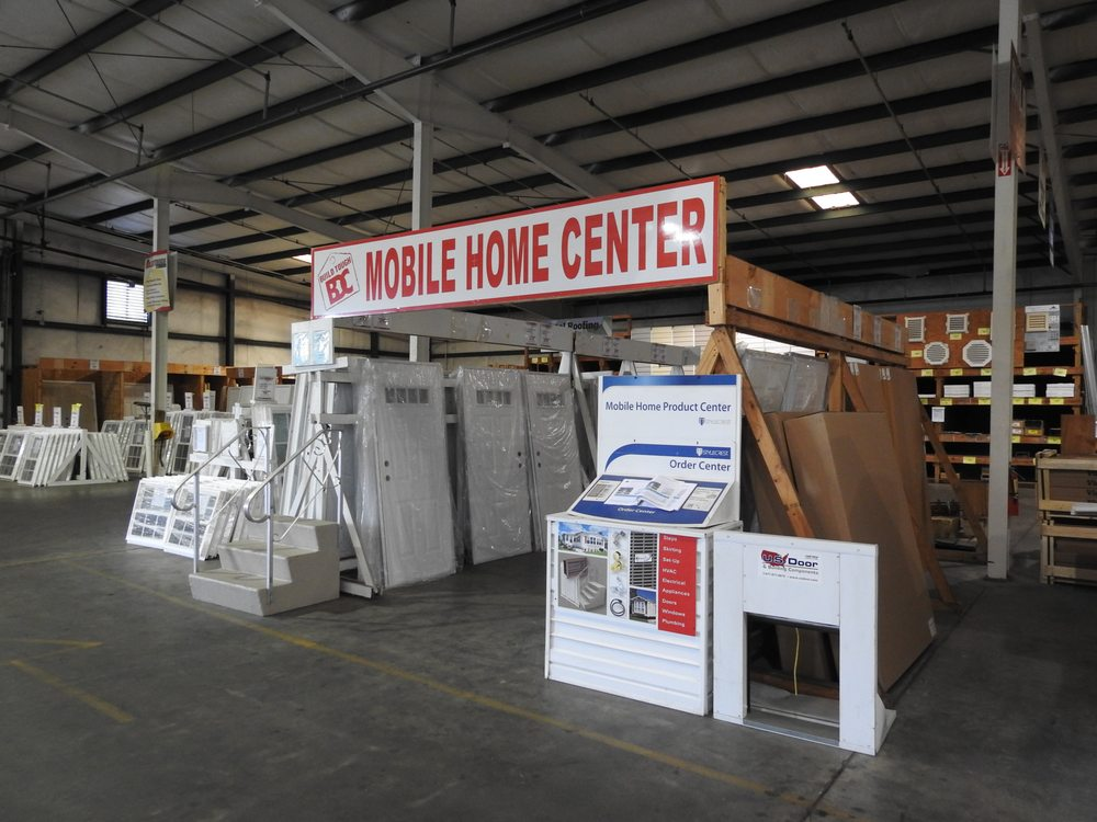 Builders Discount Center of Wallace: 1120 NE Railroad St, Wallace, NC