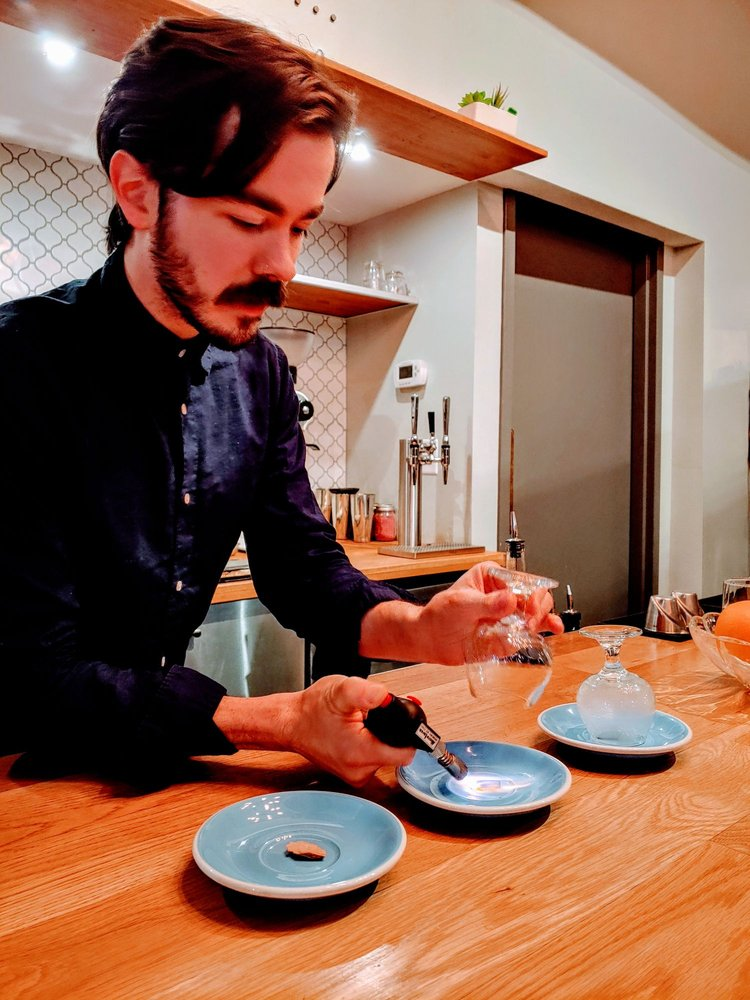 An Elevated Experience With Carabello Coffee!: 107 E 9th St, Newport, KY