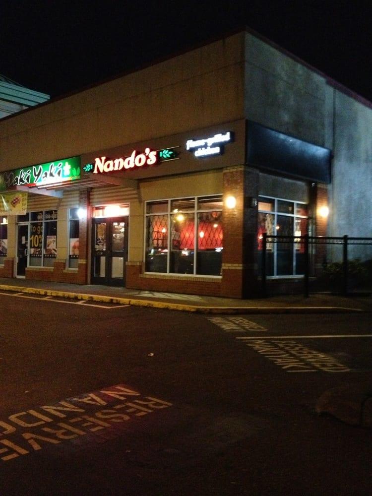 Fast Food Restaurants Near Me