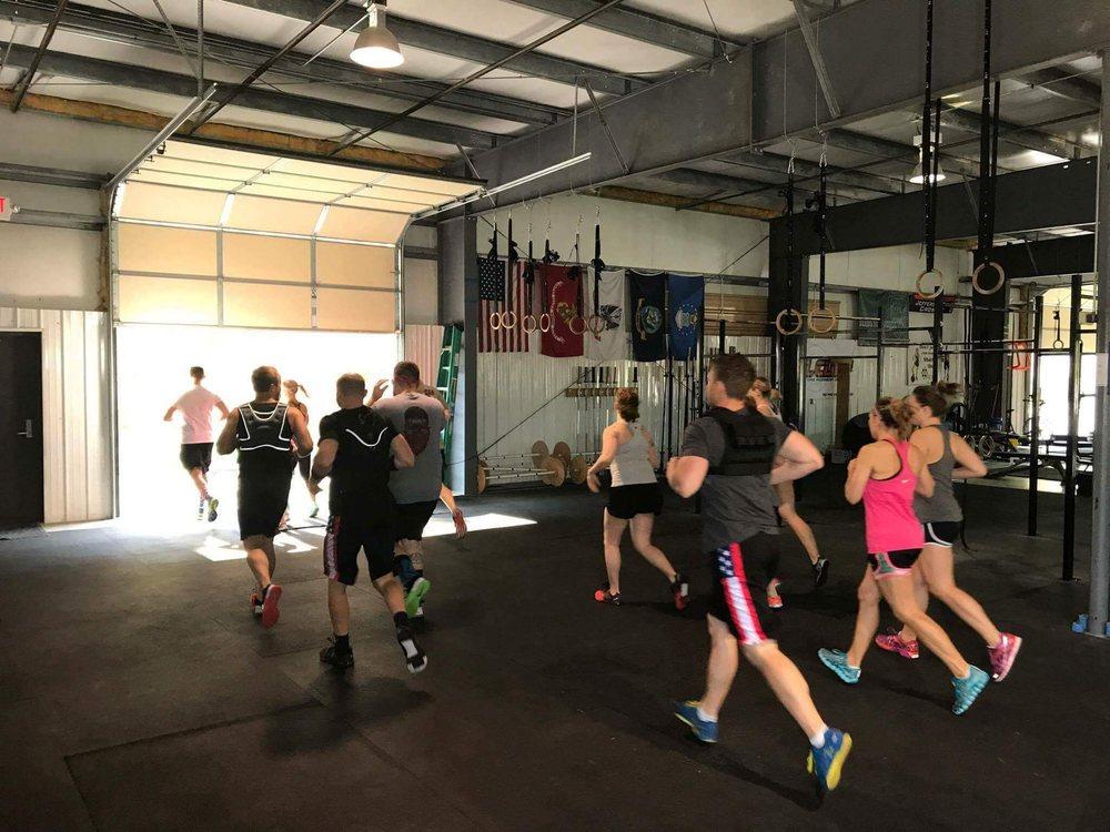 Jefferson City CrossFit: 1301 Creek Trail Dr, Jefferson City, MO