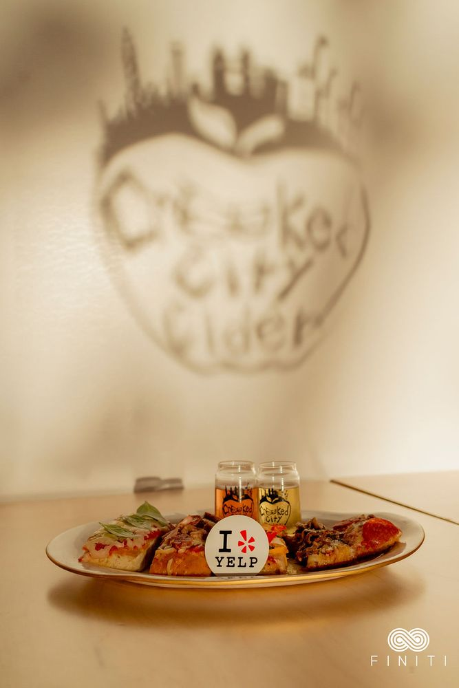 Elite Event: Crooked City Cider feat. Town Square Eats