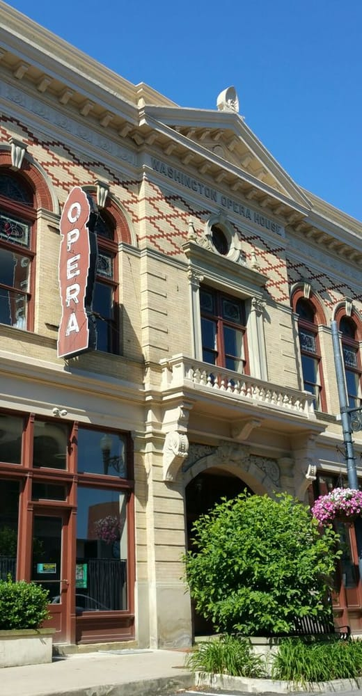 Washington Opera House: 116 W 2nd St, Maysville, KY