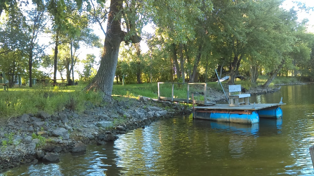 Eureka Dam Campsites: 9361 Eureka Lock Rd, Omro, WI