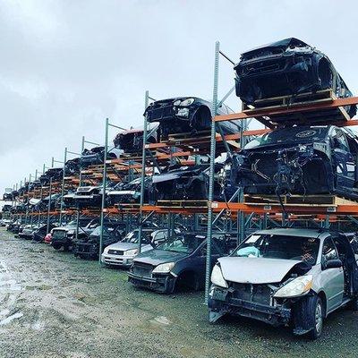 Sacramento Auto Dismantling 3440 Recycle Rd Rancho Cordova Ca Auto