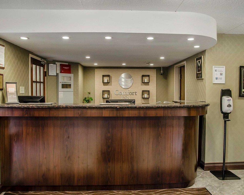 Comfort Inn Toronto Northeast