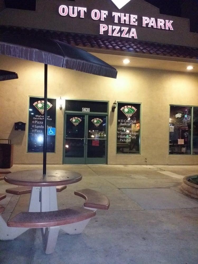 Pizza Restaurants Near Anaheim