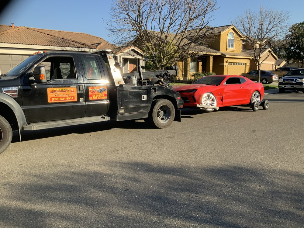 Speedy D Towing: 3506 Atwater Blvd, Atwater, CA