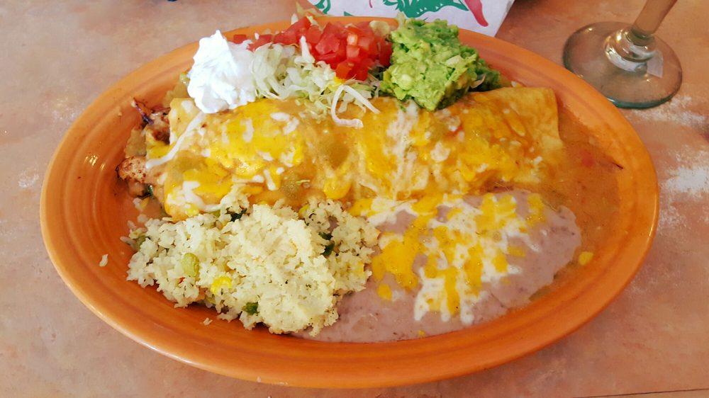 Corona's Mexican Grill-Strasburg: 56171 E Colfax Ave, Strasburg, CO