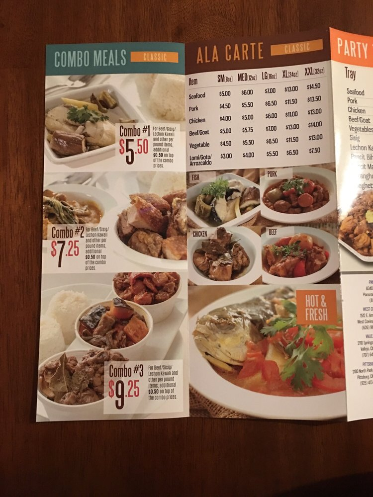 Combo meals ala carte classic yelp for Fish market las vegas