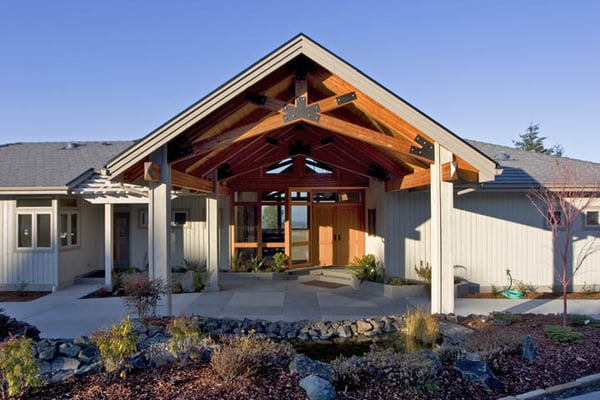 Cornerstone builders contractors sequim wa united for Custom home builders near me