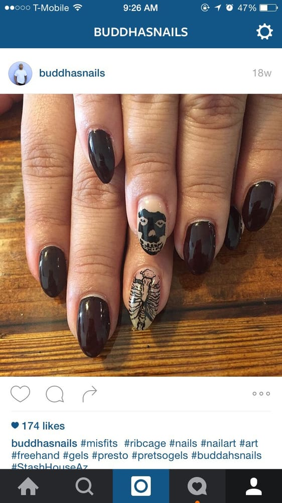Photos For Buddhas Nails Yelp