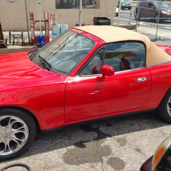 Photo Of Aaa Auto Upholstery Unlimited Tampa Fl United States Convertible Top Replacement