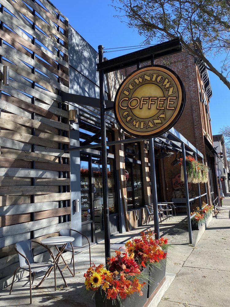 Downtown Coffee Compamy: 302 W Norfolk Ave, Norfolk, NE