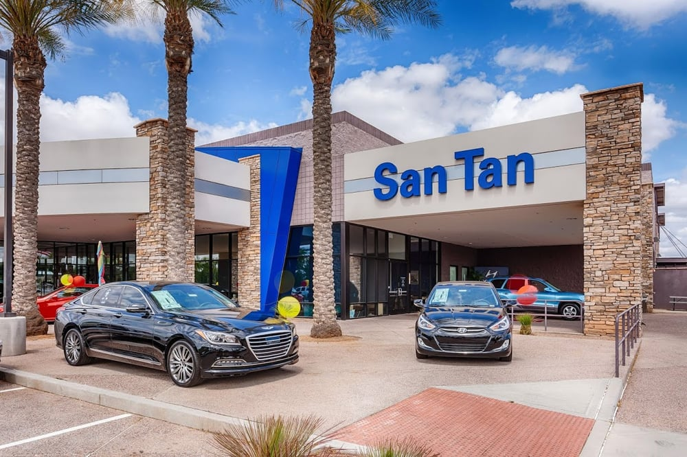 San Tan Hyundai 37 Photos 127 Reviews Auto Repair 3252 S Way Gilbert Az Phone Number Yelp