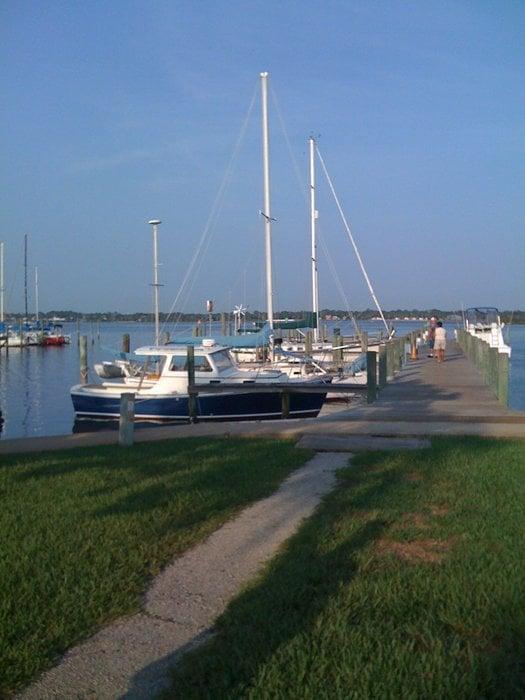 Seven Seas Marina and Boatyard