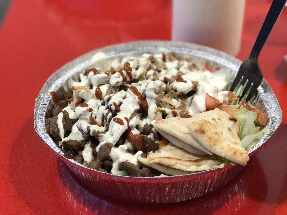 The Halal Guys: 1015 S Rural Rd, Tempe, AZ
