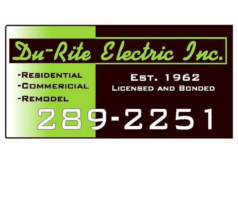 Du-Rite Electric Inc: 115 S 204th St, Elkhorn, NE