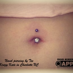 Photo Of Krazy Kats Tattoo Body Piercing Charlotte Nc United States