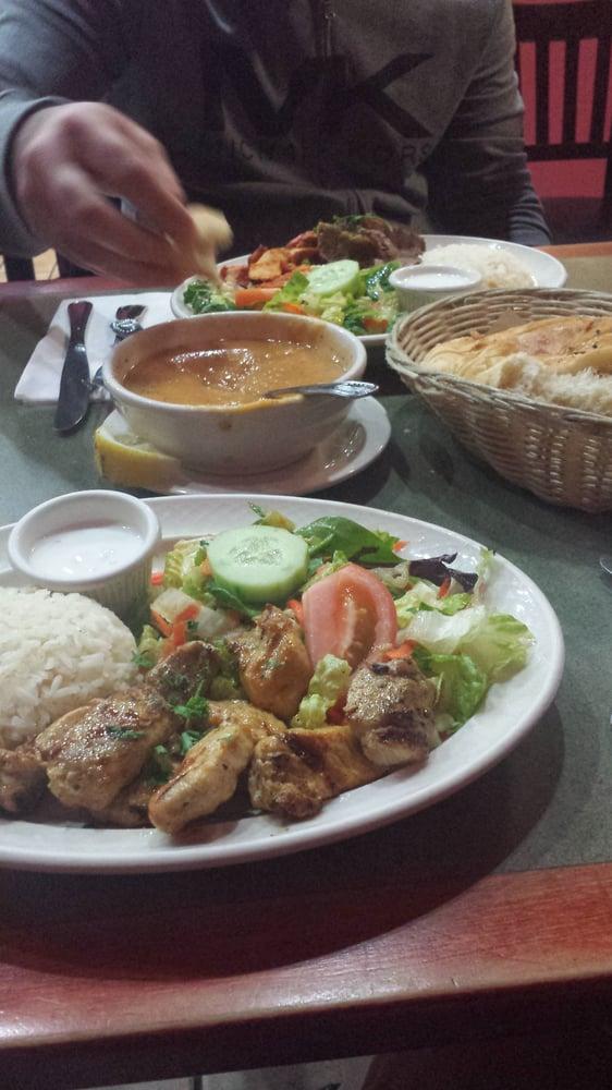 Turkish Kitchen Menu Berkeley