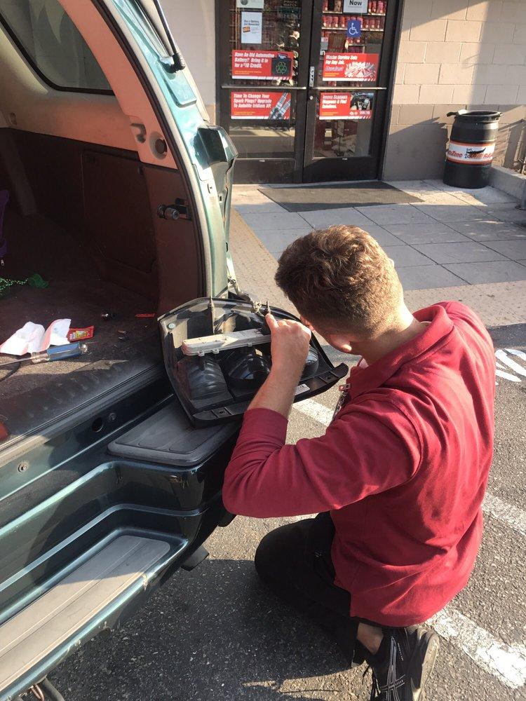 AutoZone Auto Parts: 239 Higuera St, San Luis Obispo, CA