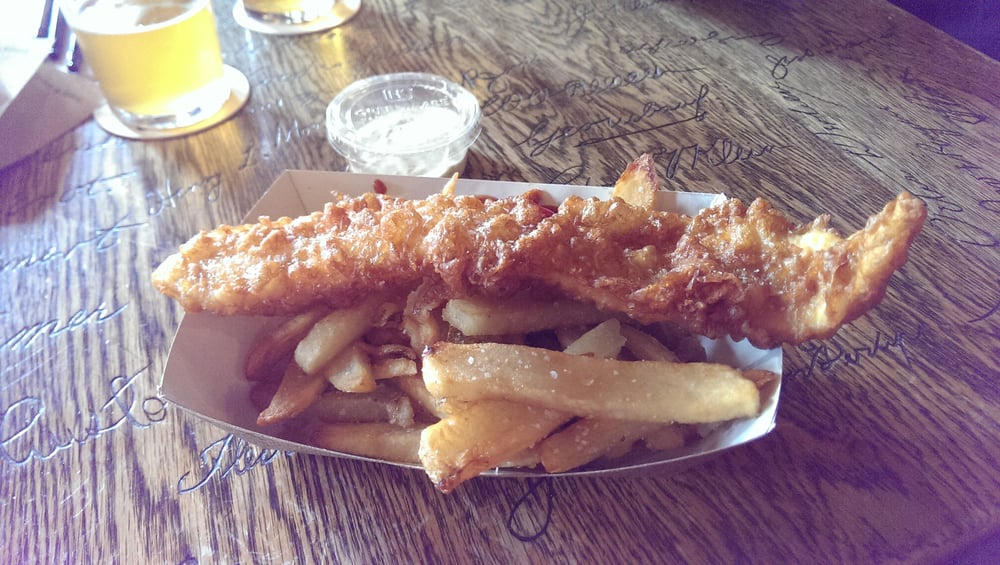 Anchor fish and chips i 39 ll follow this food truck for Anchor fish and chips