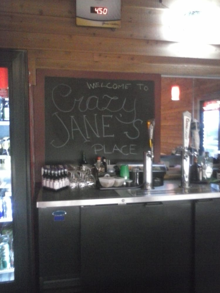 Crazy Jane's Place: 204 4th Ave NE, Grand Meadow, MN