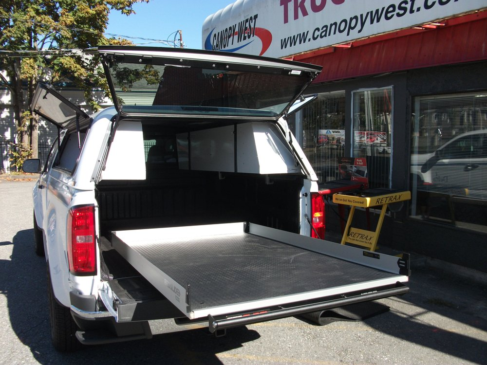 Photo of Canopy West Truck Accessories - Surrey BC Canada. Custom contractor canopy & Canopy West Truck Accessories - Auto Parts u0026 Supplies - 13285 King ...