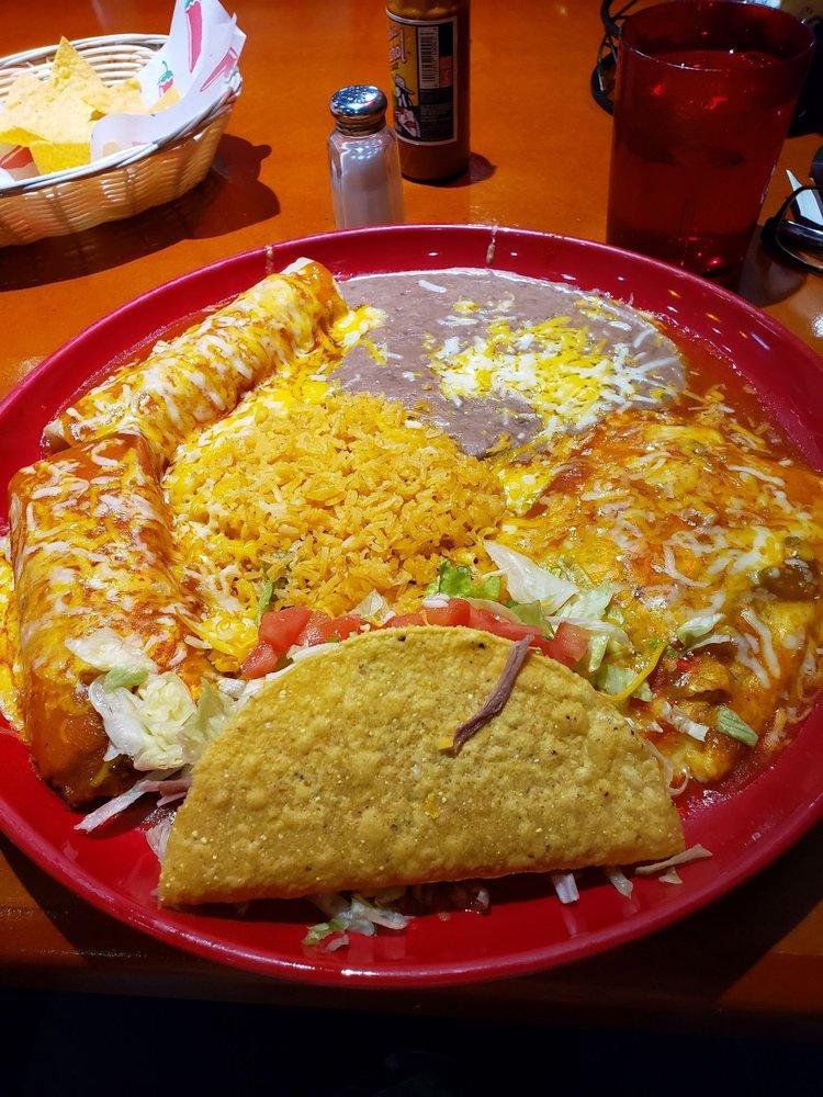 Sinaloa Mexican Restaurant: 800 Diagonal St, Clarkston, WA