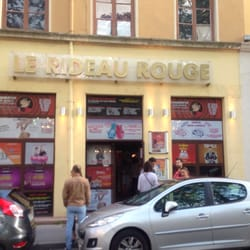le rideau rouge 11 photos 28 reviews theatres 1 place bertone croix rousse lyon. Black Bedroom Furniture Sets. Home Design Ideas