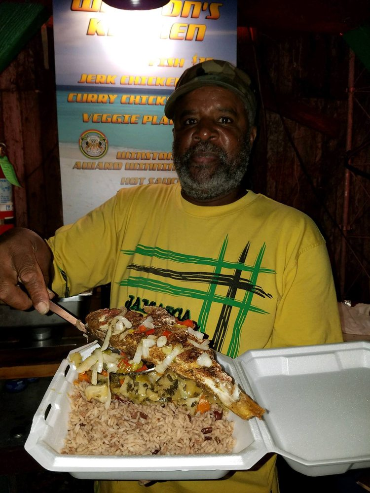 Winston's Kitchen: 6218 Brodie Ln, Austin, TX