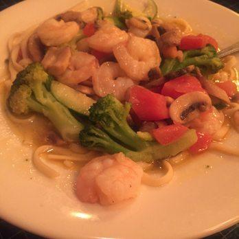 Photo Of Provino S Italian Restaurant Buford Ga United States Shrimp And Veggies
