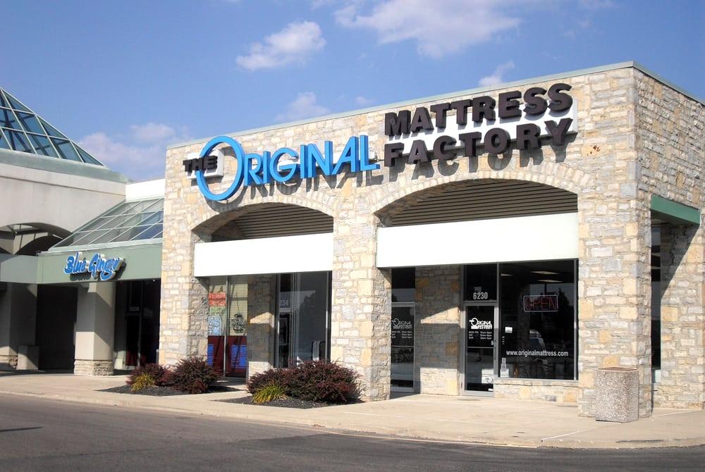 The Original Mattress Factory 12 Photos Mattresses